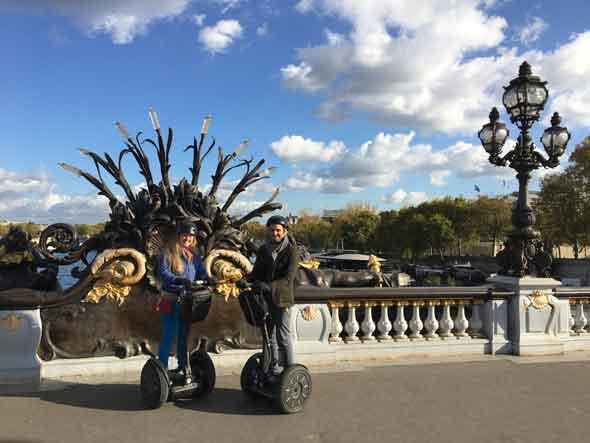 visite paris segway insolite